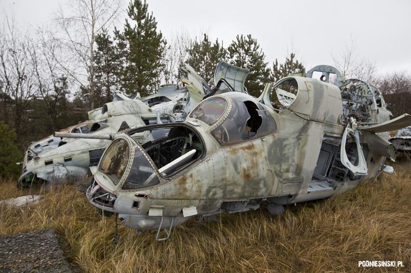 Chernobyl 7th Expedition Archives Podniesinski Pl